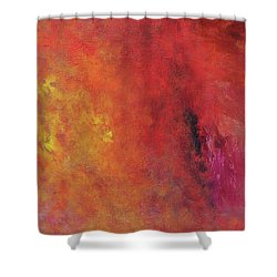 Escaping Spirits Shower Curtain