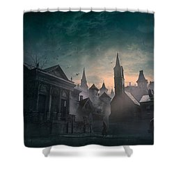 Esoteric Order Of Dagon Shower Curtain