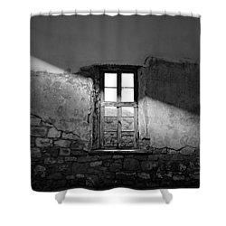 Esp Light Shower Curtain