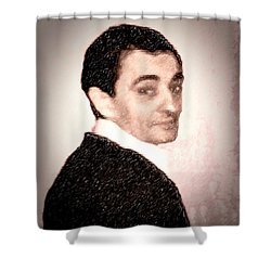 Espiridon Shower Curtain