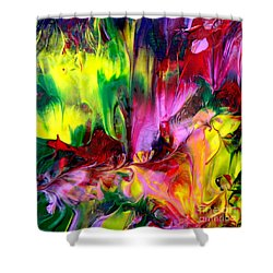 Essence Shower Curtain