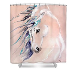 Essence Of Love Shower Curtain