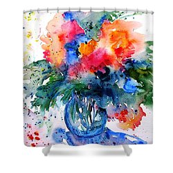 Essence Of Summer #2 Shower Curtain