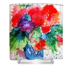 Essence Of Summer Shower Curtain
