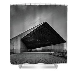 Estonian National Museum Shower Curtain