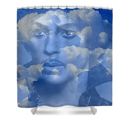 Eternal Bliss For Our Beloved Prince Shower Curtain