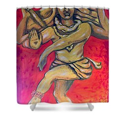 Eternal Dancer Shower Curtain