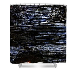 Eternal Flame Falls Shower Curtain