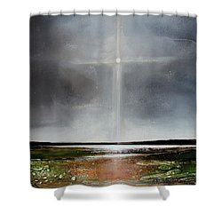 Eternal Hope  Shower Curtain by Toni Grote
