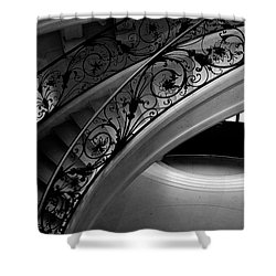 Eternal Staircase Shower Curtain