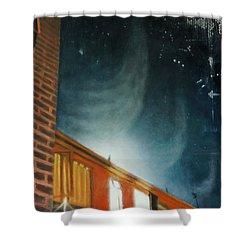 Ethercast Shower Curtain