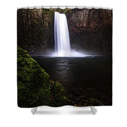 Evenflow Shower Curtain