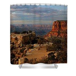 Evening Vista Shower Curtain