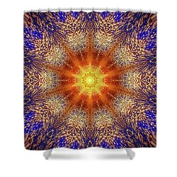 Event Horizon 003 Shower Curtain by Phil Koch