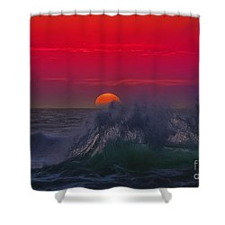 Eventide Shower Curtain