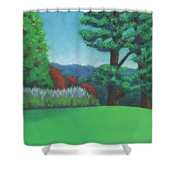 Ever Green Shower Curtain