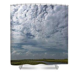 Everglades 1 Shower Curtain