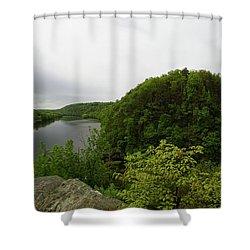 Evermour Shower Curtain