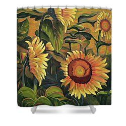 Evocation Shower Curtain
