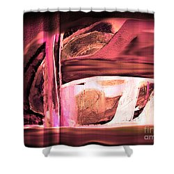 Dream Escape Shower Curtain