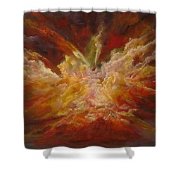Exalted Shower Curtain