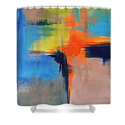 Excitement Shower Curtain