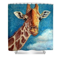 Exotic Animal Series Shower Curtain