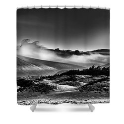 Expanding Vision Shower Curtain