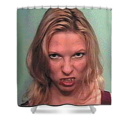 Expendable 10 Shower Curtain