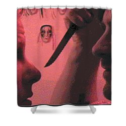 Expendable 9 Shower Curtain