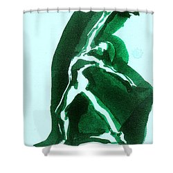 Expressions Shower Curtain