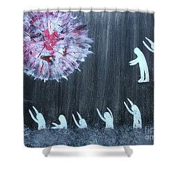 Extraordinary People Shower Curtain