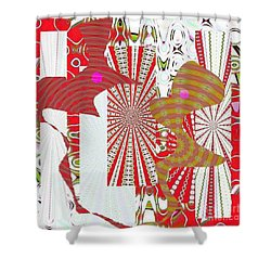 Extreme Love Shower Curtain by Navo Art