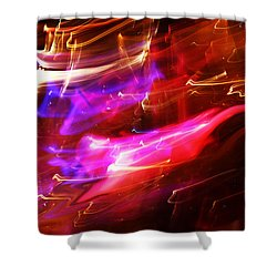 Exultation Shower Curtain