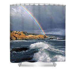 Eye Candy Shower Curtain