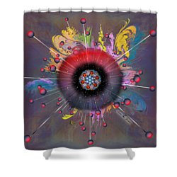 Eye Know Light Shower Curtain