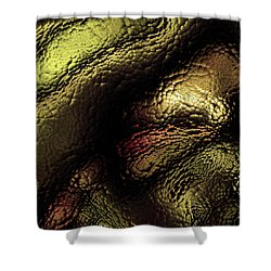 Eye Of Newt Shower Curtain by Vic Eberly