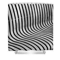Eye Ride - Illusion  Shower Curtain