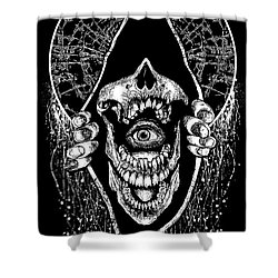 Eye See Shower Curtain