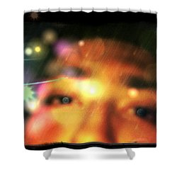 Eyes To The Soul Shower Curtain