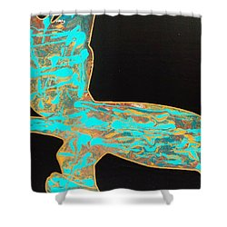 Eyptian Shower Curtain