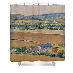 Eyserhalte Eys Wittem Shower Curtain