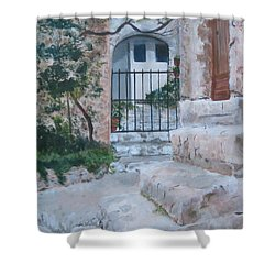 Eze Shower Curtain