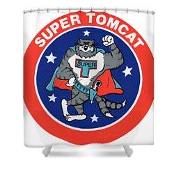 F-14 Super Tomcat Shower Curtain