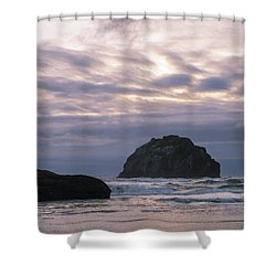 Face Time Shower Curtain