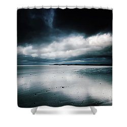 Fade To Black Shower Curtain