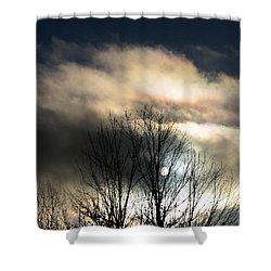 Fadeaway Shower Curtain