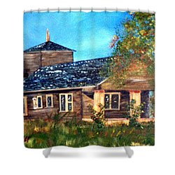 Faded Glory Shower Curtain