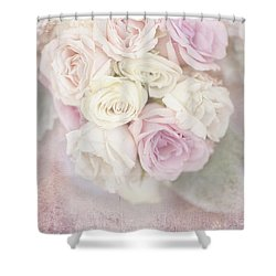 Faded Memories Shower Curtain