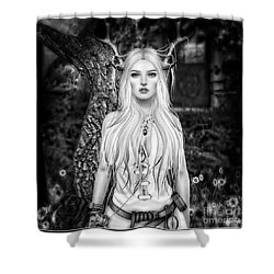 fae Shower Curtain